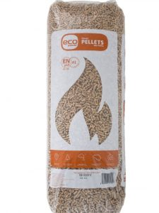 Eco power pellets - losse zak of op pallet